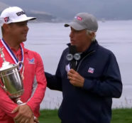 Gary Woodland Holds Off Brooks Koepka to Claim U.S. Open Title at Pebble Beach